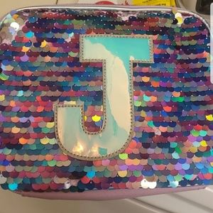 """New with tags justice """"J"""" lunchbox"""
